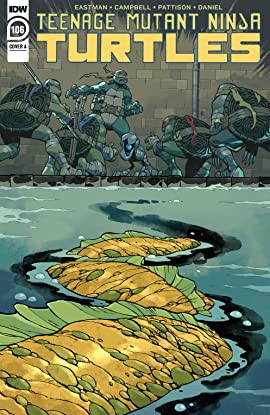 Teenage Mutant Ninja Turtles #106