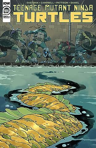 Teenage Mutant Ninja Turtles No.106