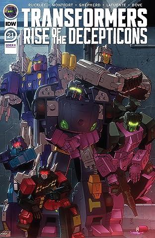 Transformers (2019-) #21