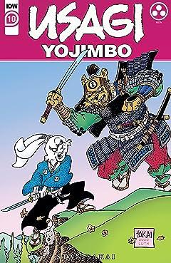 Usagi Yojimbo (2019-) #10