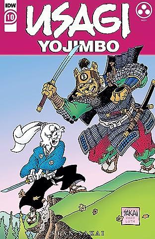 Usagi Yojimbo (2019-) No.10