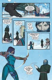 Artemis and the Assassin #1