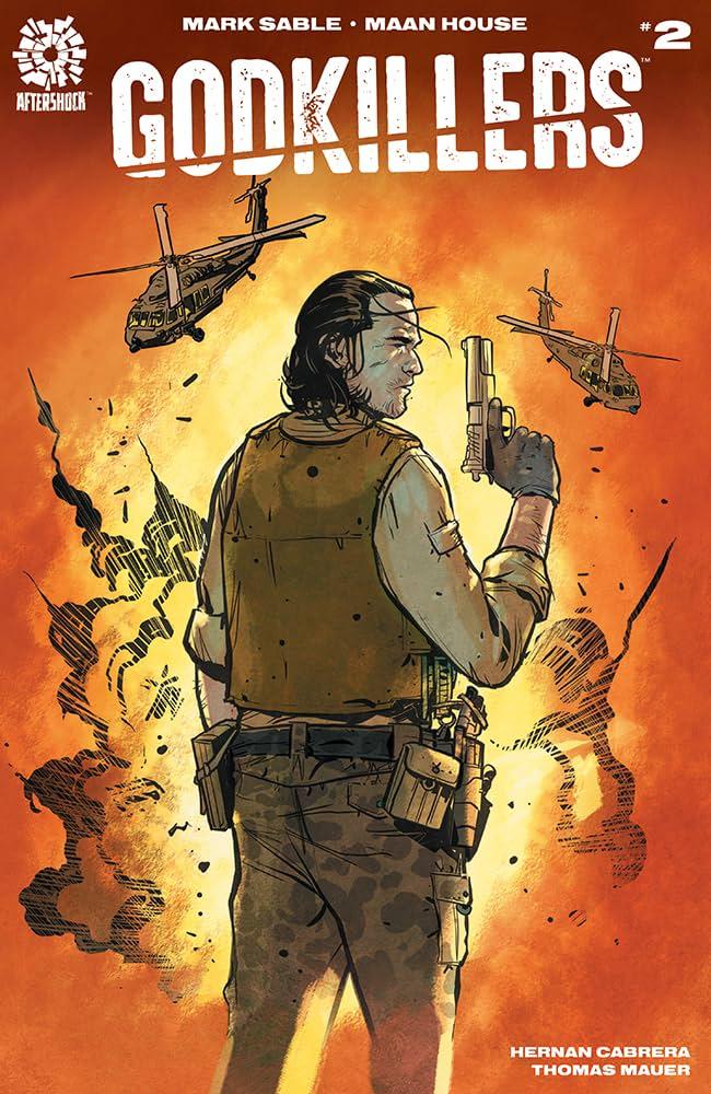 Godkillers: War on Terror #2