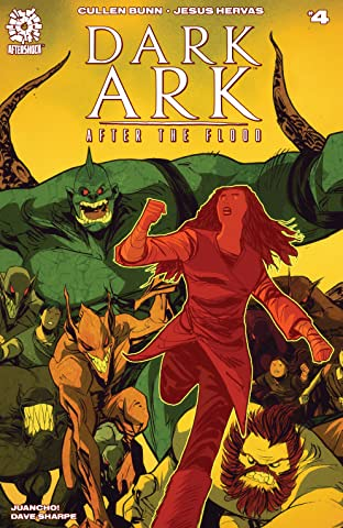 Dark Ark: After the Flood No.4
