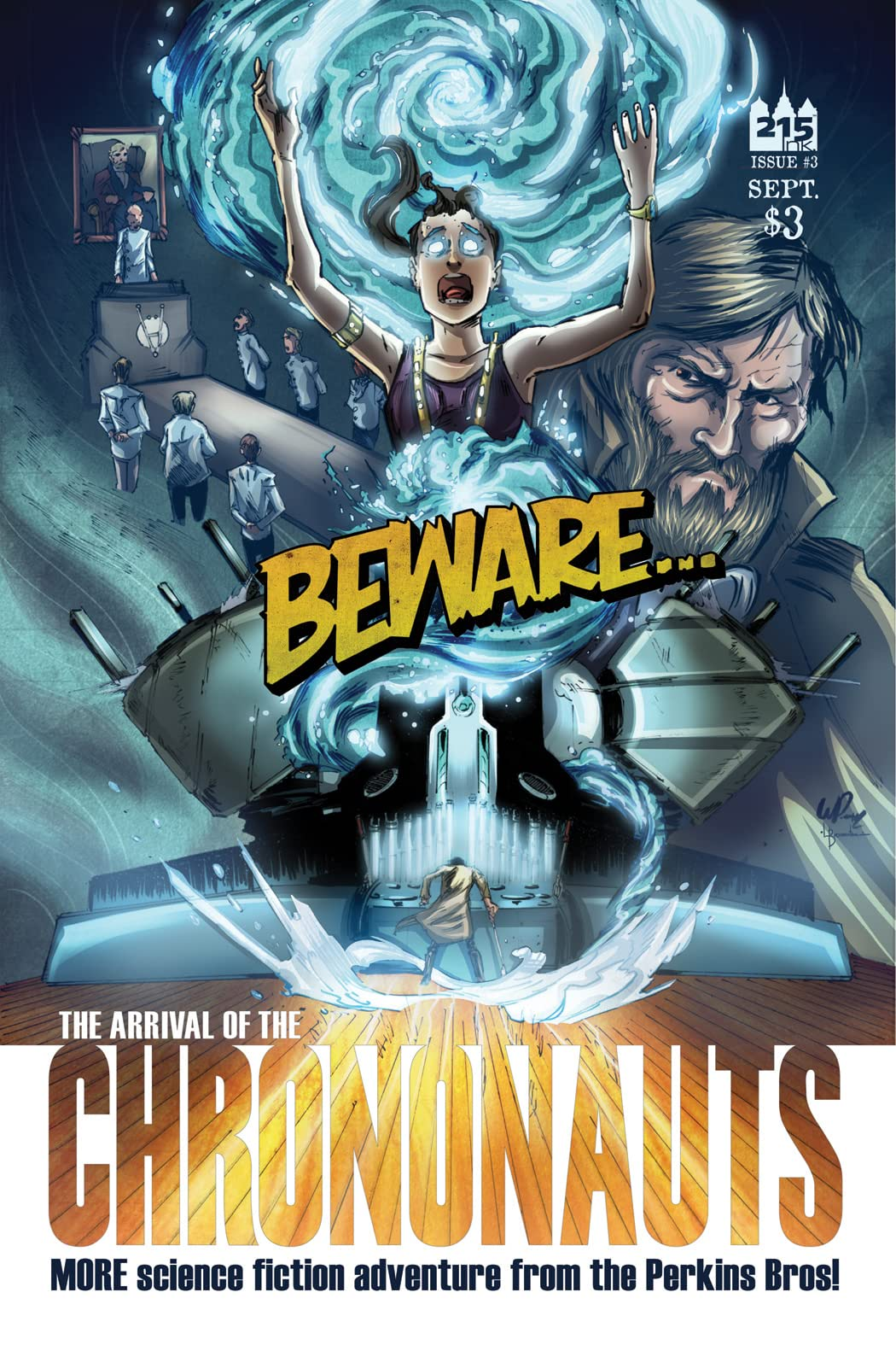 Beware... #3