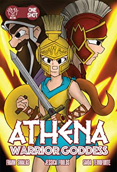 Athena Warrior Goddess