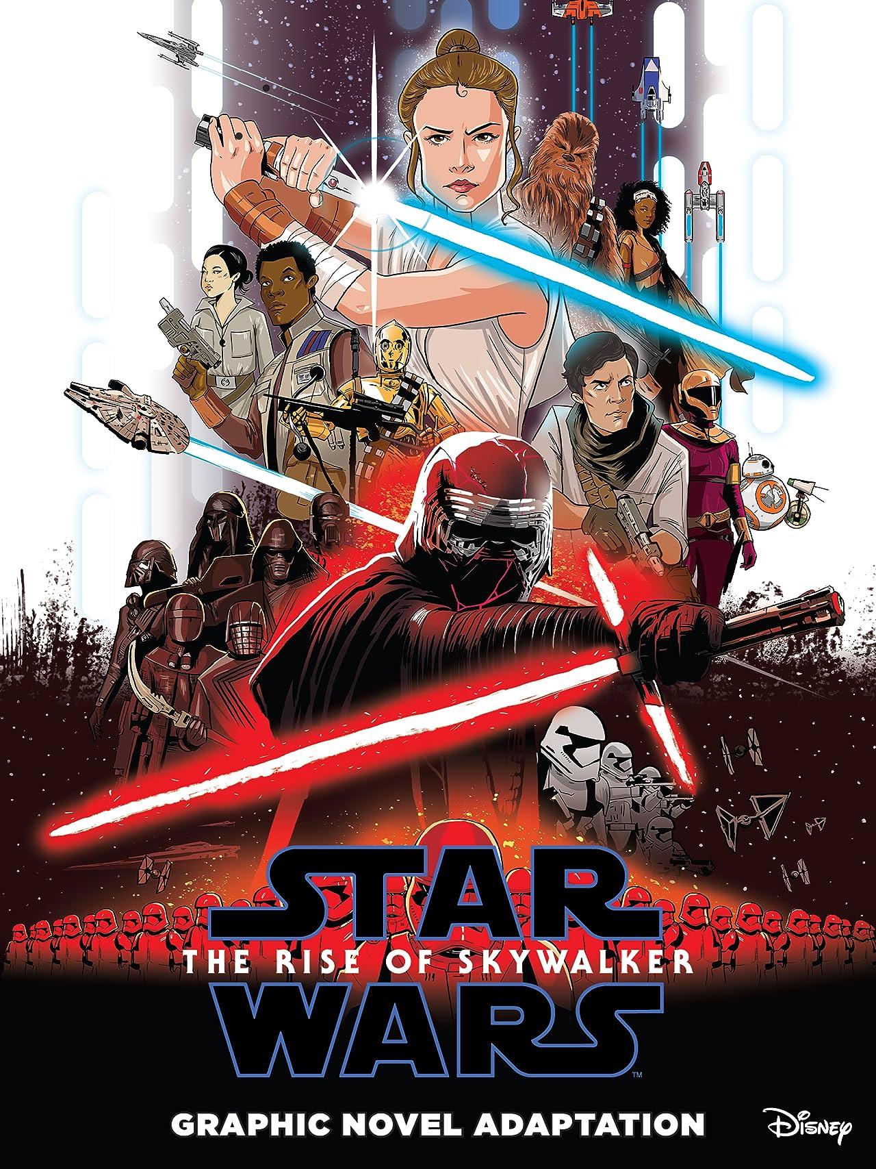 Star Wars: The Rise of Skywalker Graphic Novel Adaptation