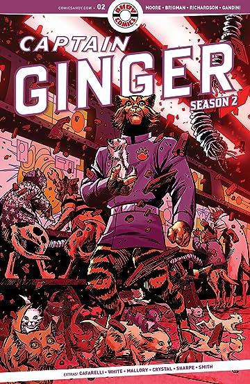 Captain Ginger Season 2 #2