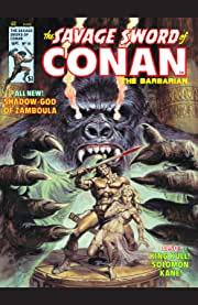 Savage Sword Of Conan (1974-1995) #14