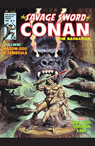 Savage Sword Of Conan (1974-1995) #14