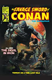 Savage Sword Of Conan (1974-1995) #15