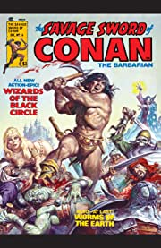 Savage Sword Of Conan (1974-1995) #16