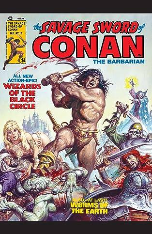 Savage Sword Of Conan (1974-1995) #16