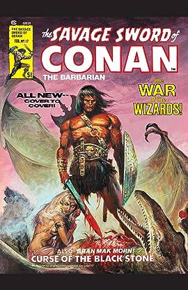 Savage Sword Of Conan (1974-1995) #17