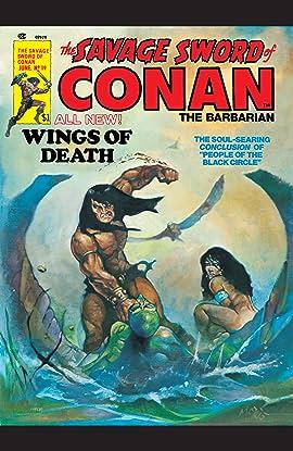 Savage Sword Of Conan (1974-1995) #19