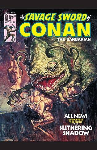 Savage Sword Of Conan (1974-1995) #20
