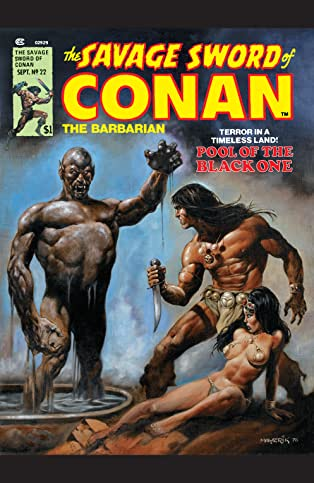 Savage Sword Of Conan (1974-1995) #22