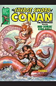 Savage Sword Of Conan (1974-1995) #23