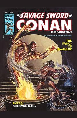Savage Sword Of Conan (1974-1995) #25