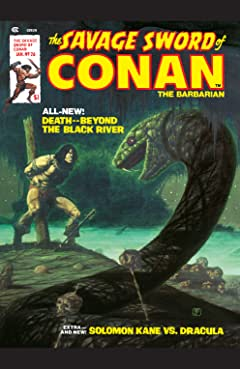 Savage Sword Of Conan (1974-1995) #26