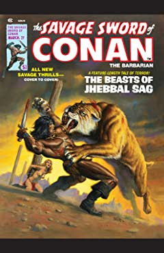Savage Sword Of Conan (1974-1995) #27