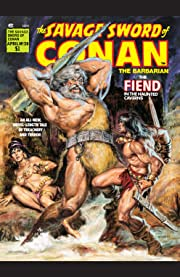 Savage Sword Of Conan (1974-1995) #28