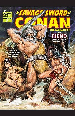 Savage Sword Of Conan (1974-1995) #28