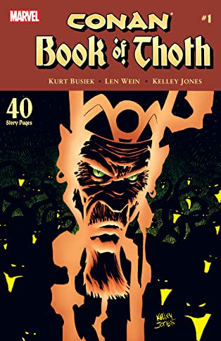 Conan: Book Of Thoth (2006) #1 (of 4)