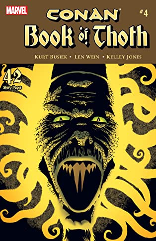 Conan: Book Of Thoth (2006) #4 (of 4)
