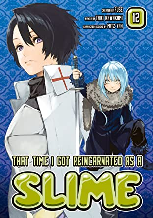 That Time I got Reincarnated as a Slime Tome 12