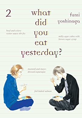 What Did You Eat Yesterday? Vol. 2