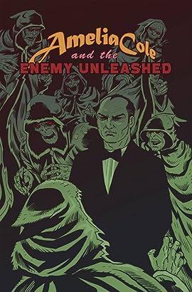 Amelia Cole #14: The Enemy Unleashed Part 2