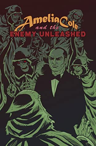 Amelia Cole #14: The Enemy Unleashed Part 2