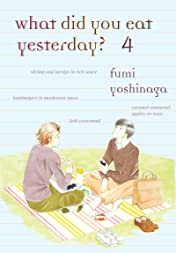 What Did You Eat Yesterday? Vol. 4