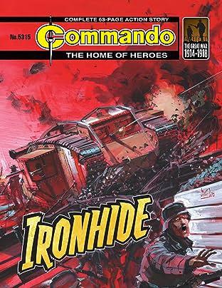 Commando #5315: Ironhide