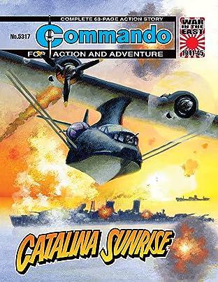 Commando #5317: Catalina Sunrise
