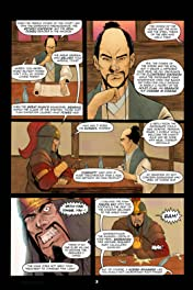Legend of the Ronin #2