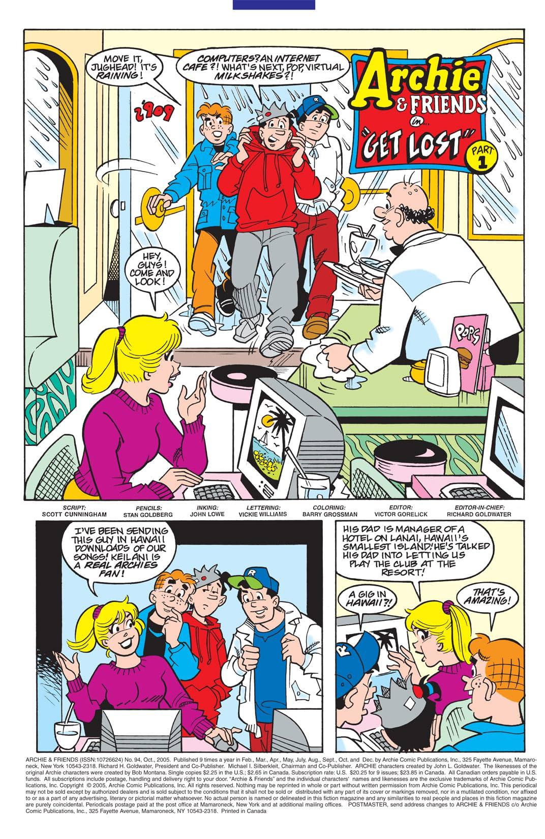 Archie & Friends #94