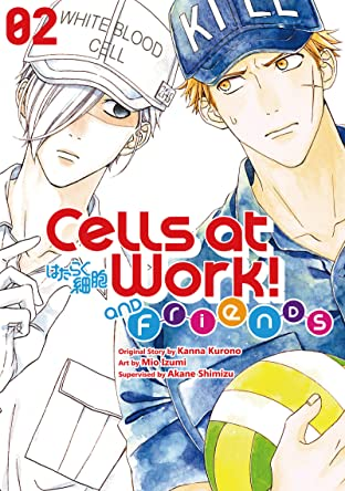 Cells at Work and Friends! Vol. 2
