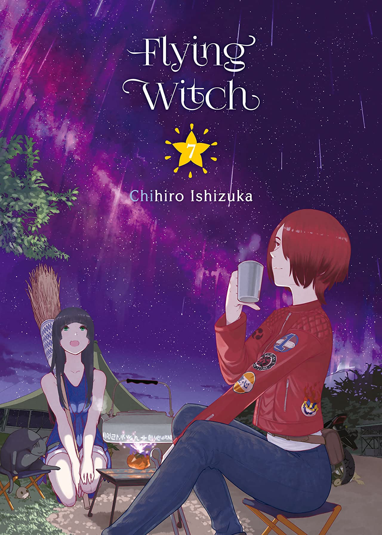 Flying Witch Vol. 7