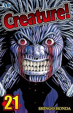 Creature! Vol. 21