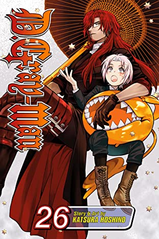 D.Gray-man Vol. 26: Secrets And Remains