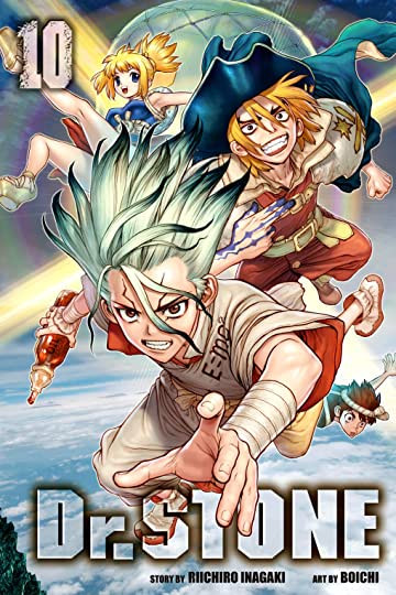 Dr. STONE Vol. 10: Wings Of Humanity