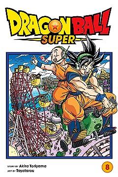 Dragon Ball Super Tome 8: Sign Of Son Goku's Awakening