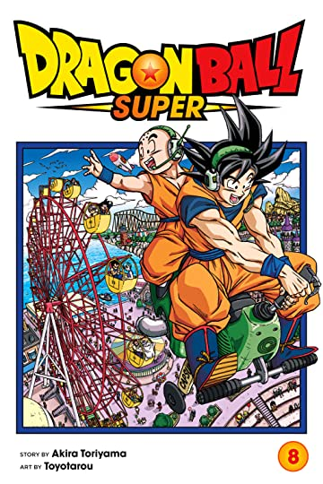 Dragon Ball Super Vol. 8: Sign Of Son Goku's Awakening