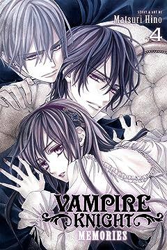 Vampire Knight: Memories Vol. 4