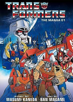 Transformers: The Manga Vol. 1