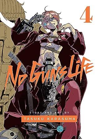 No Guns Life Vol. 4