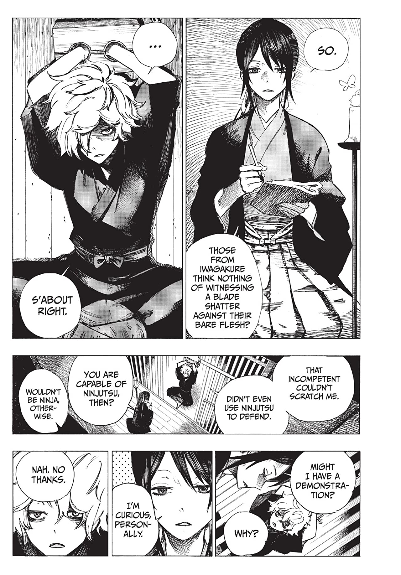 Hell's Paradise: Jigokuraku Tome 1
