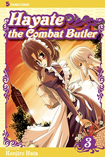 Hayate the Combat Butler Vol. 3